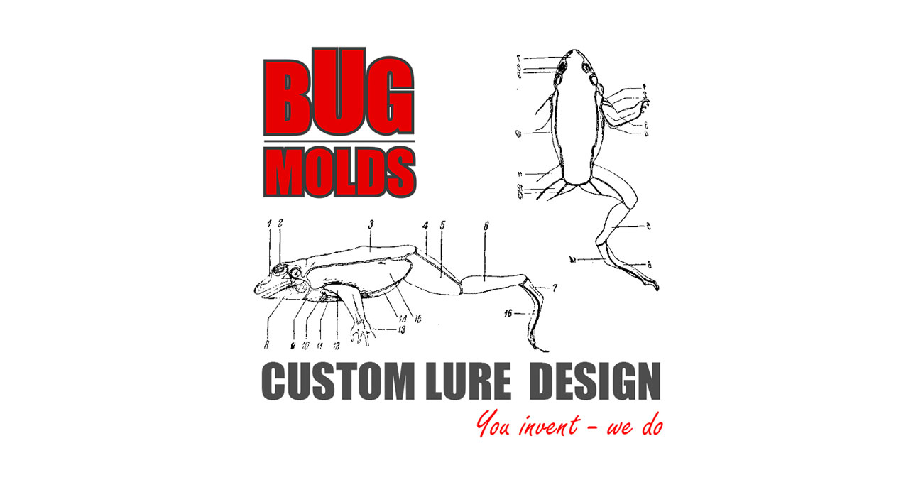 custom lure design