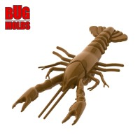 Fishing soft bait mold 3dCraw 1,8 inch model ID C405 from Bugmolds