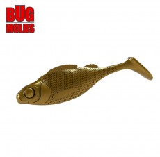 Fishing soft bait mold RealPerch 3 inch model ID V657 from Bugmolds